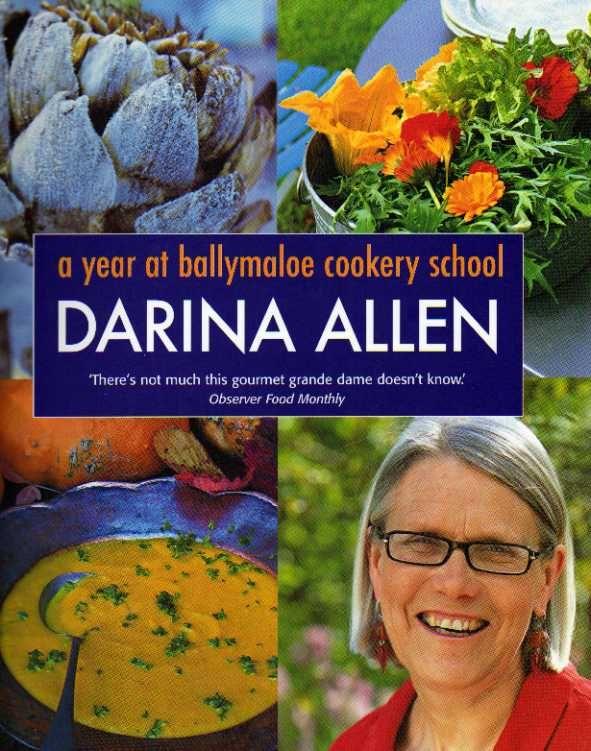 Cookbook Quot A Year Of Ballymaloe Cookery School Quot Darina
