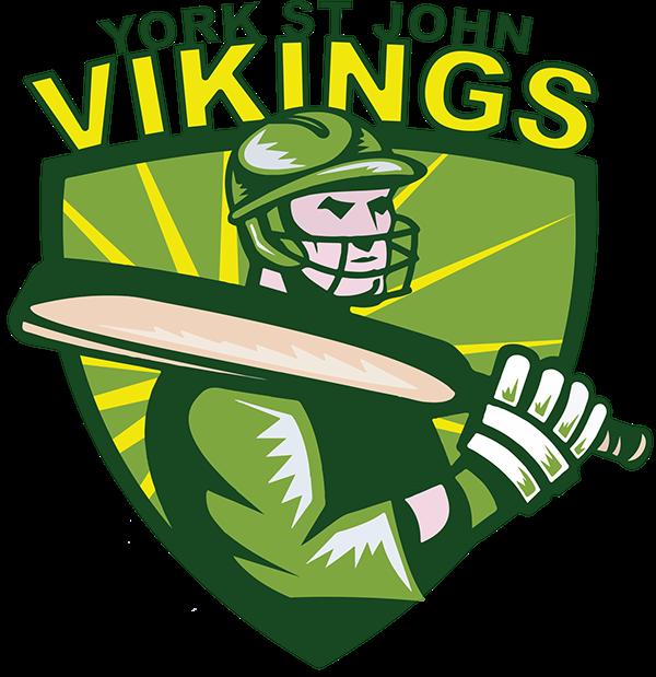 York St John Cricket Club Branding + Tshirt on Behance