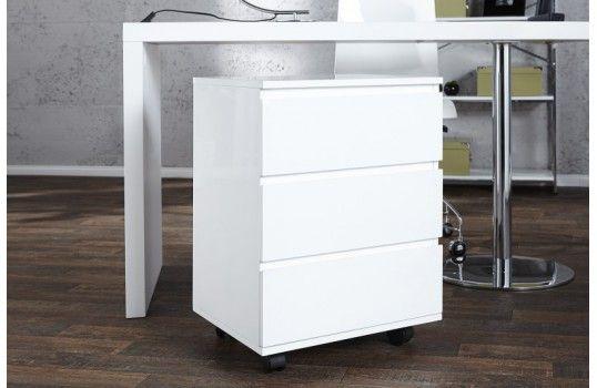 Épinglé par mobilier nitro sur bureau design caisson bureau