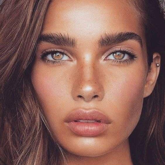 Photo of 5 técnicas de maquillaje natural para cara redonda que puedes usar diario
