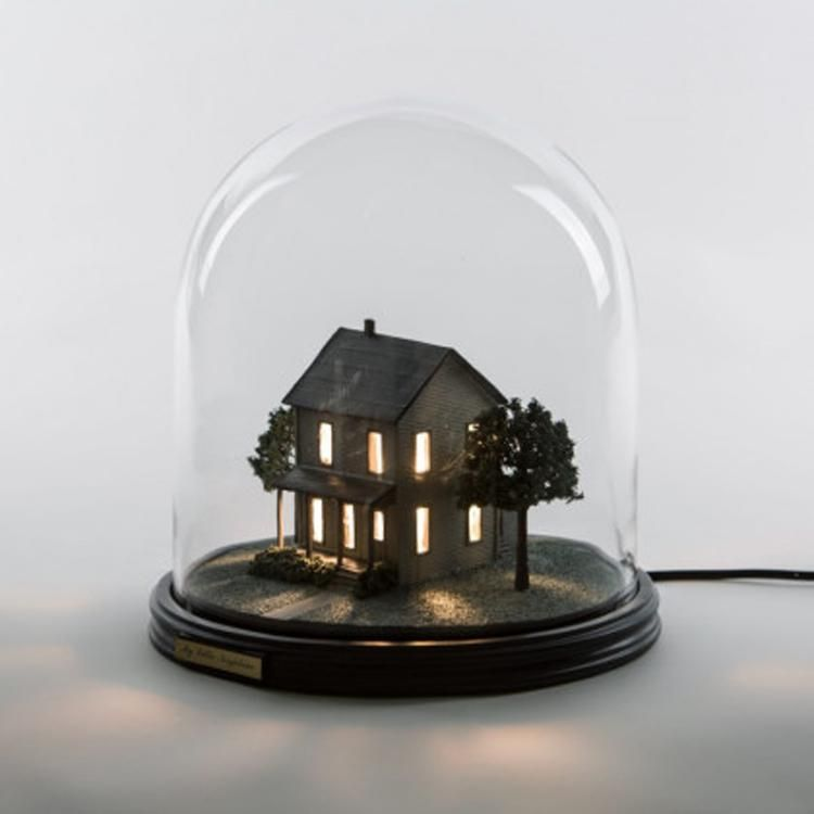 My Little Neighbour Lamp is part of Home Accessories Decor Lamps - 60 Hz 230V   50Hz E12   2W   180 lumen For Indoor Use Only