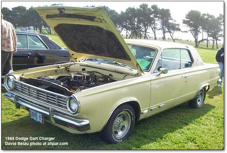 1965 Dodge Dart Charger Dodge Dart Dodge Dodge Dart Demon