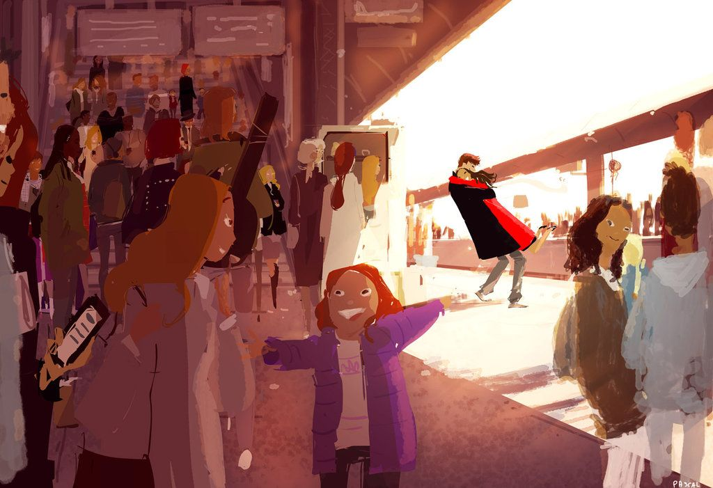 You never know how much you love someone ... by PascalCampion.deviantart.com on @deviantART