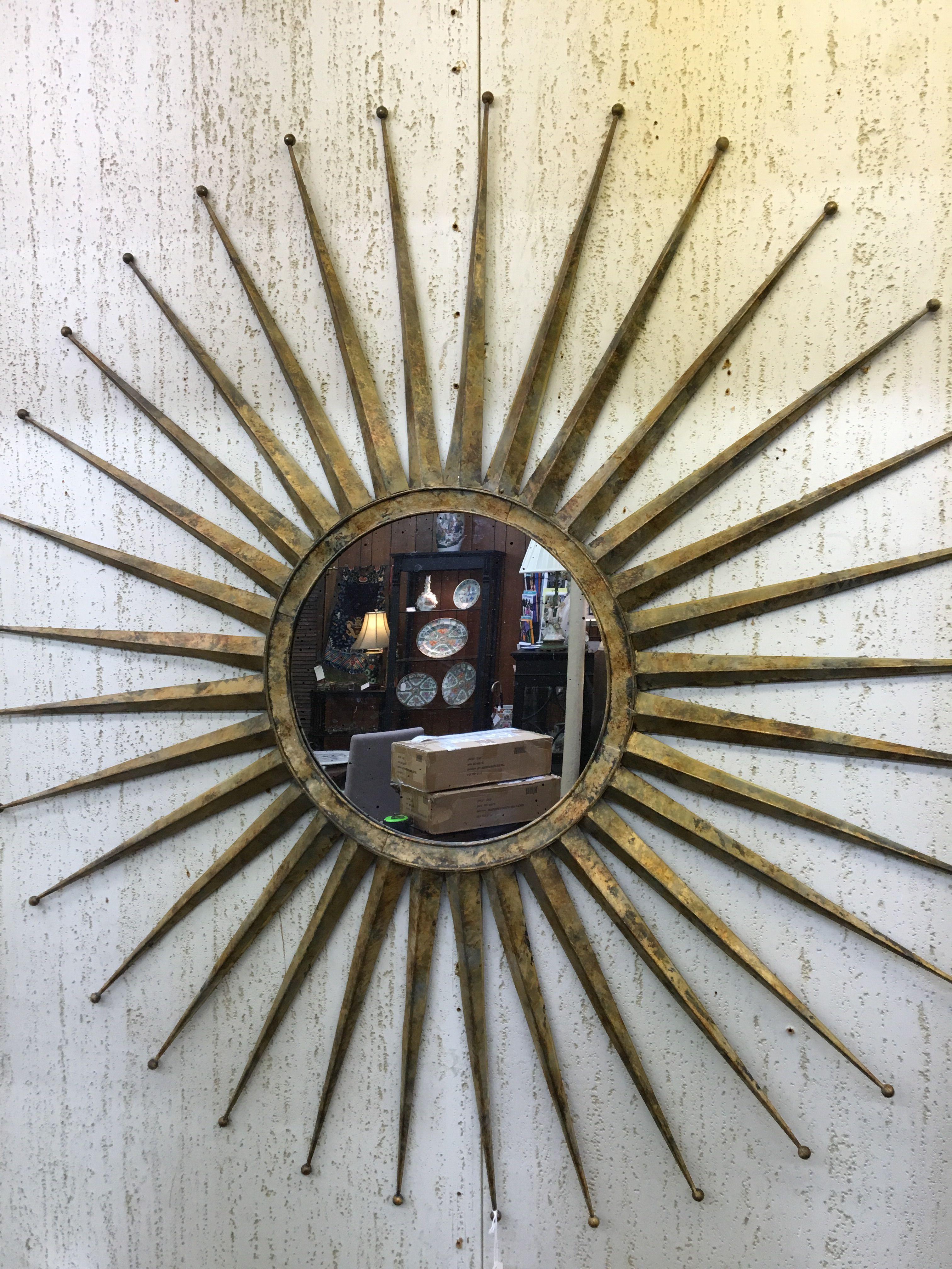 36++ Large round craft mirrors information