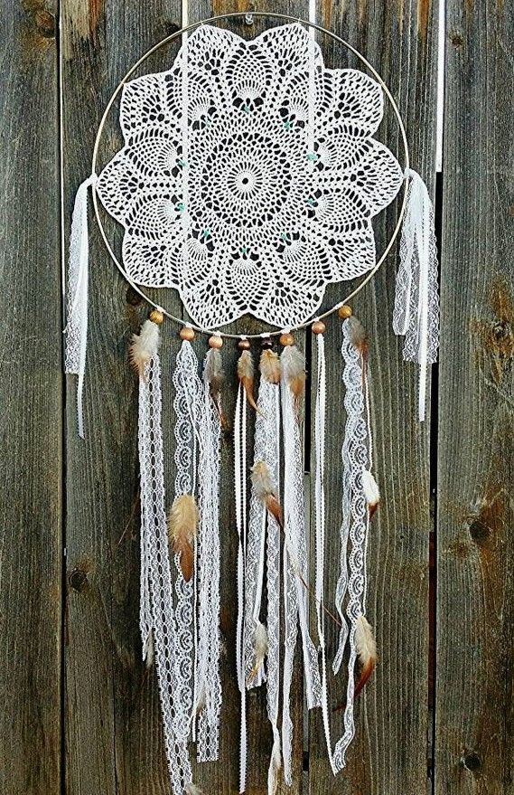 Awesome Crochet Dreamcatchers!! | Dreamcatcher | Pinterest ...