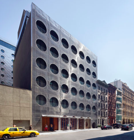 Connect Four Dream Downtown Hotel By Handel Architects Comprising One Seven Y Block Adjoined To Another That Is Twelve Ys High The