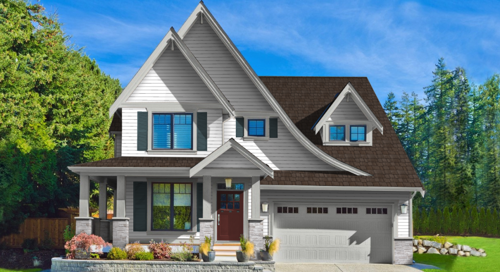 Achieve The Design Of Your Dreams With Our New Virtual Remodeler Tool It S Easier Than Ever For Homeowners To Visual House Exterior House Design House Trim