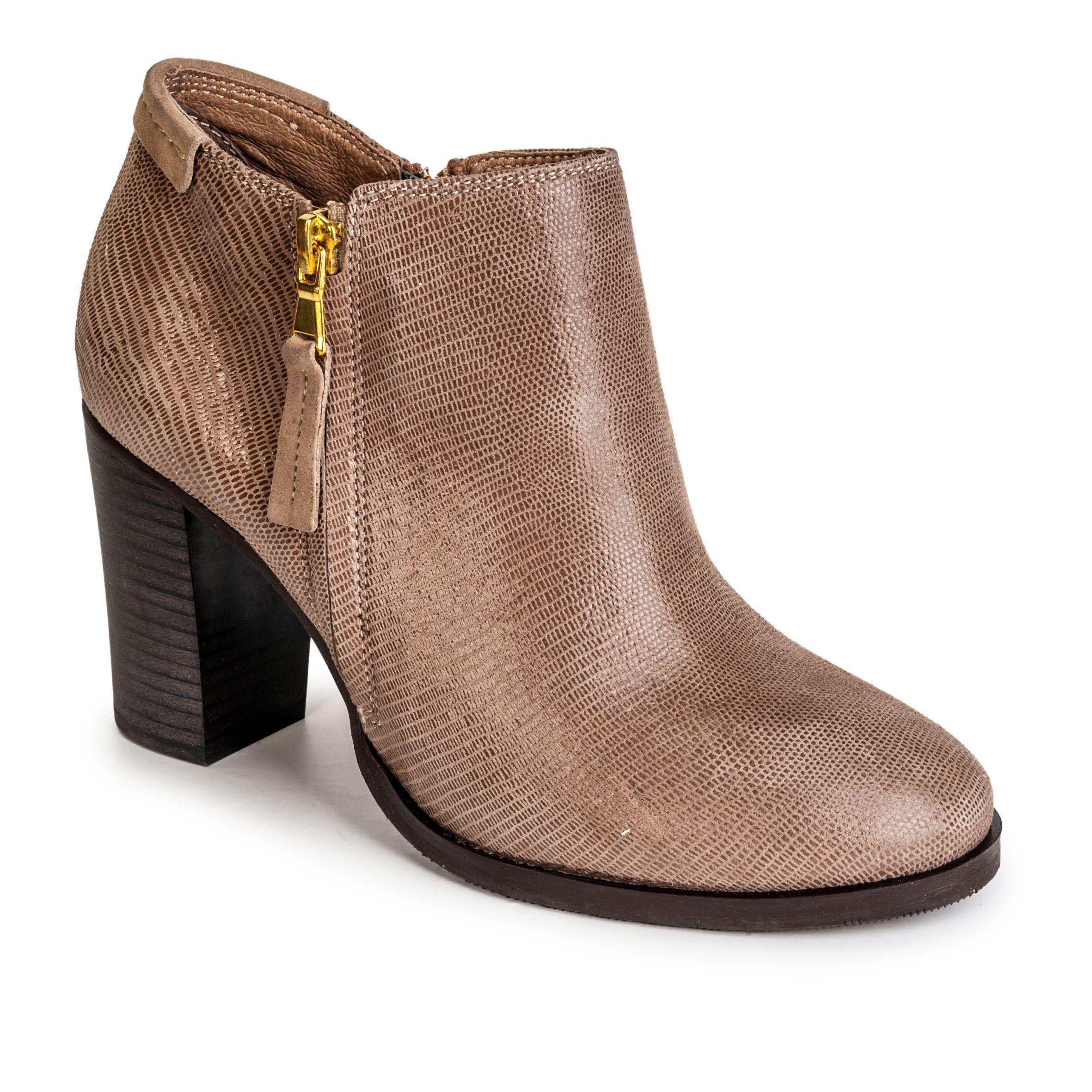 Nessi 715 N Botki Galeria Sellingo Boots Heels Ankle Boot
