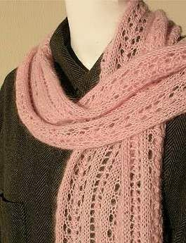 Easy lace scarf knitting pattern gifts you can make pinterest free lace scarf knitting pattern lots of additional patterns dt1010fo