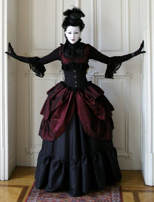 victorian goth mode pinterest gothic rococo and