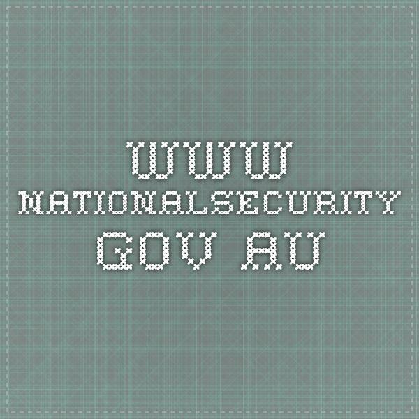 www.nationalsecurity.gov.au