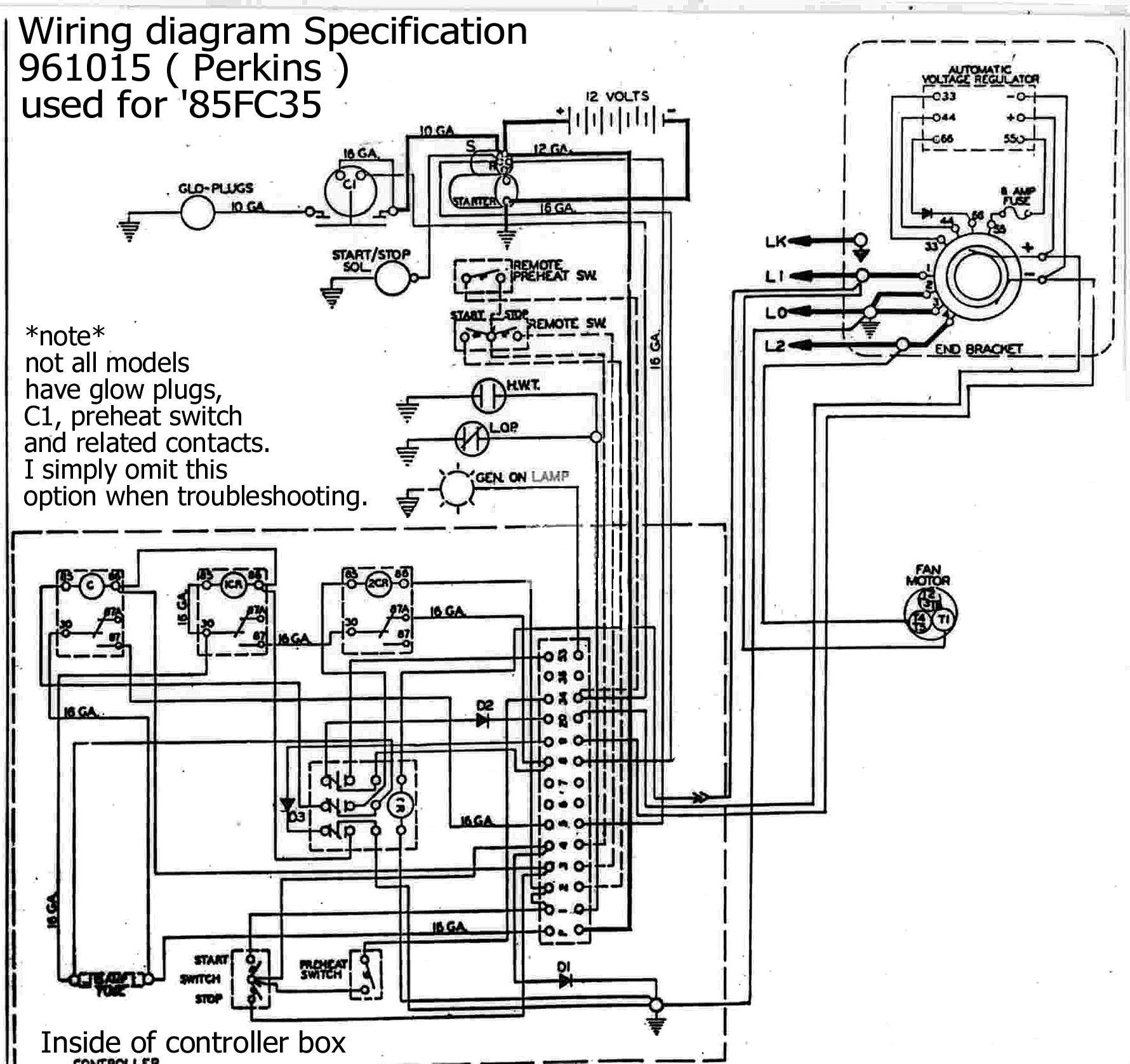 Image Result For Perkins Electronics Diagram