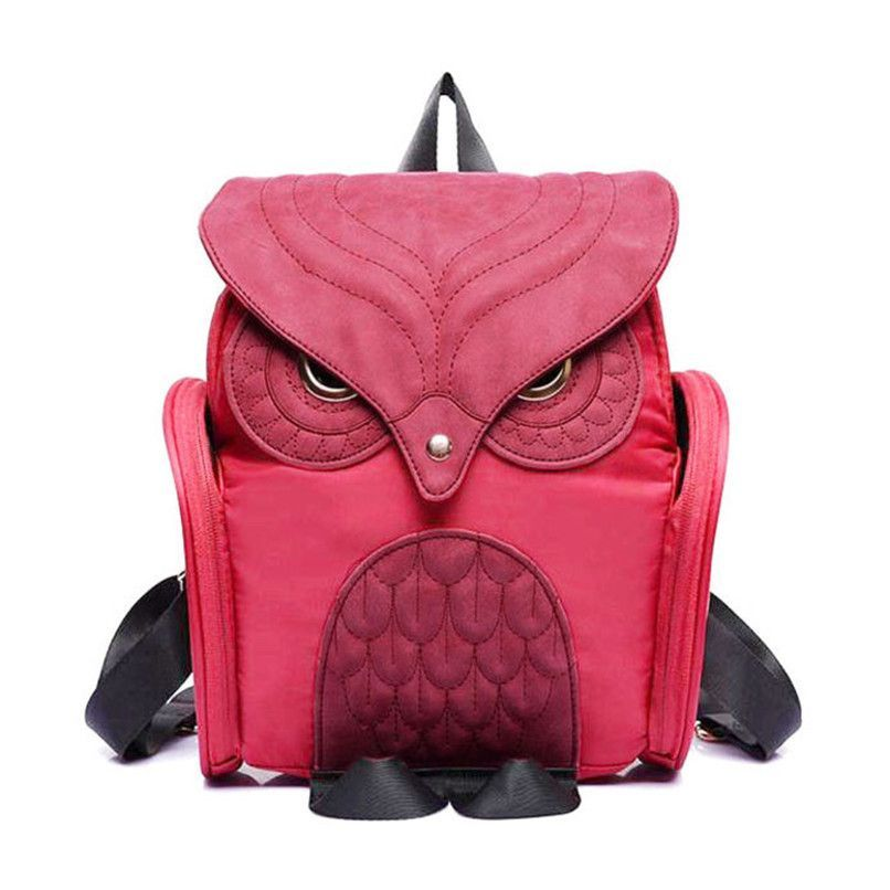 Fashion Owl Backpack
