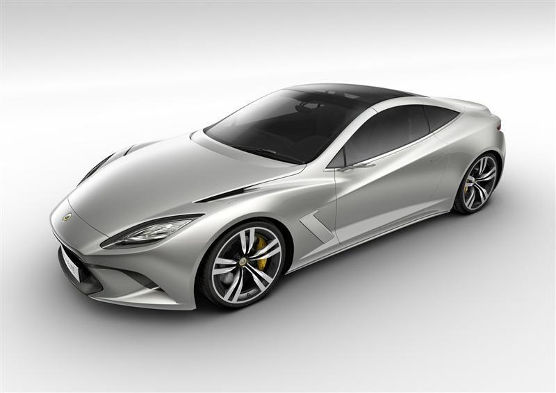 2011 Lotus Elite Concept