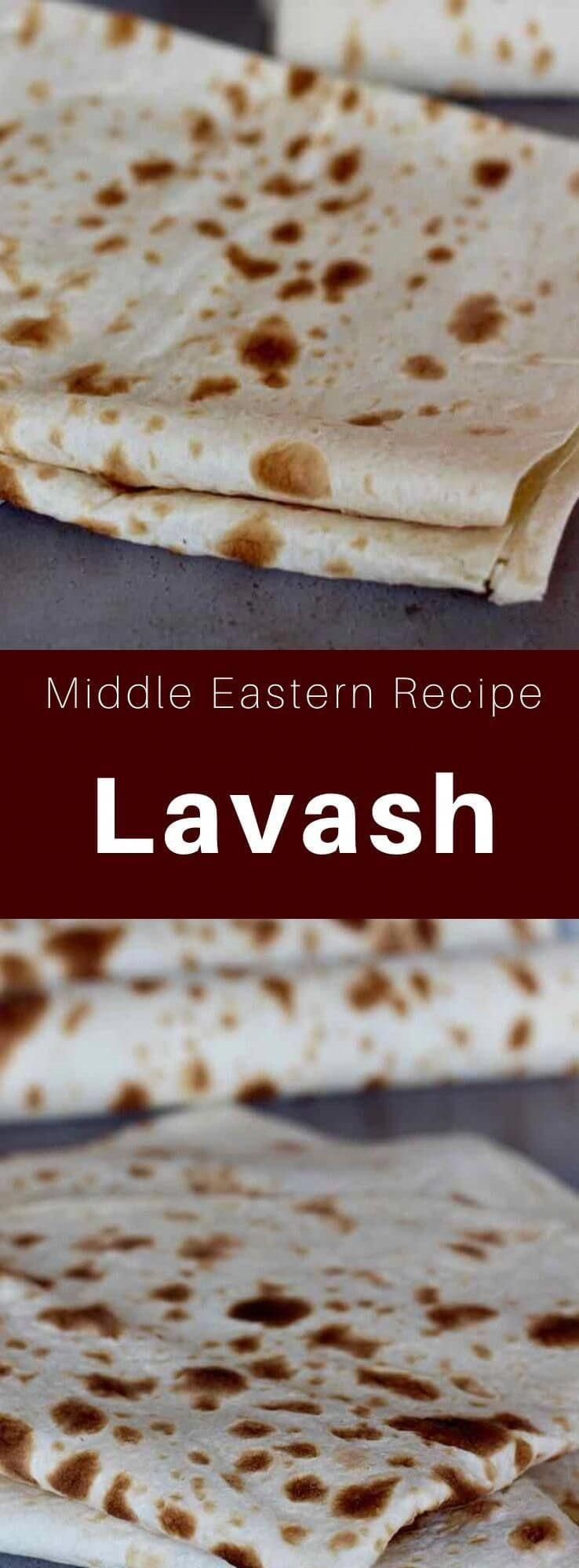 Lavash is an unleavened flatbread common to Armenia and most of the Middle East, Transcaucasia, and Western Asia regions. #MiddleEast #MiddleEastern #Armenia #ArmenianCuisine #ArmenianRecipe #WorldCuisine #196flavors #BestKetoBread