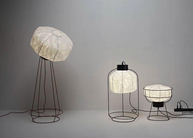 luminarias Cage de Arik Levy