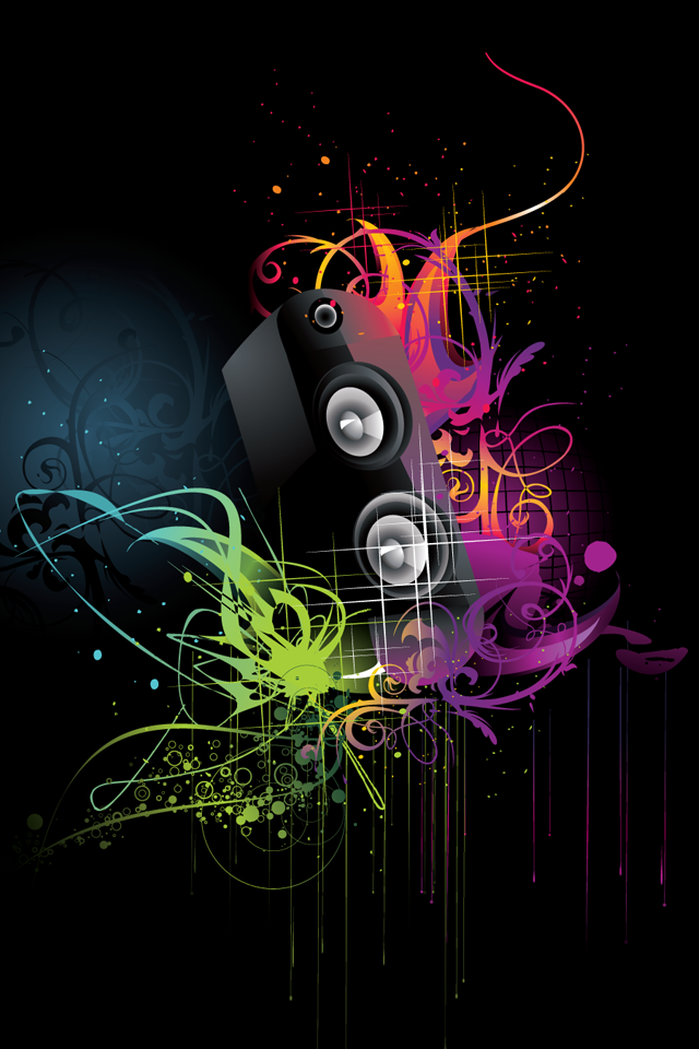 Music Backgrounds Phone Wallpaper Free Music Wallpapers For