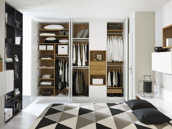 Armarios y vestidores con estilo Storage