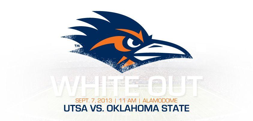 Utsa Will Host A White Out For The 2013 Roadrunners Football
