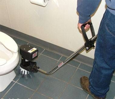 Floor Waxing Machine General Scrubber Information Household Cleaners