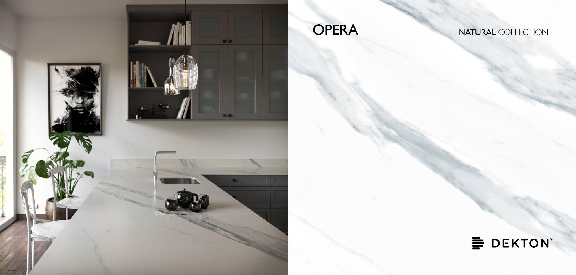 Dekton Opera Keuken