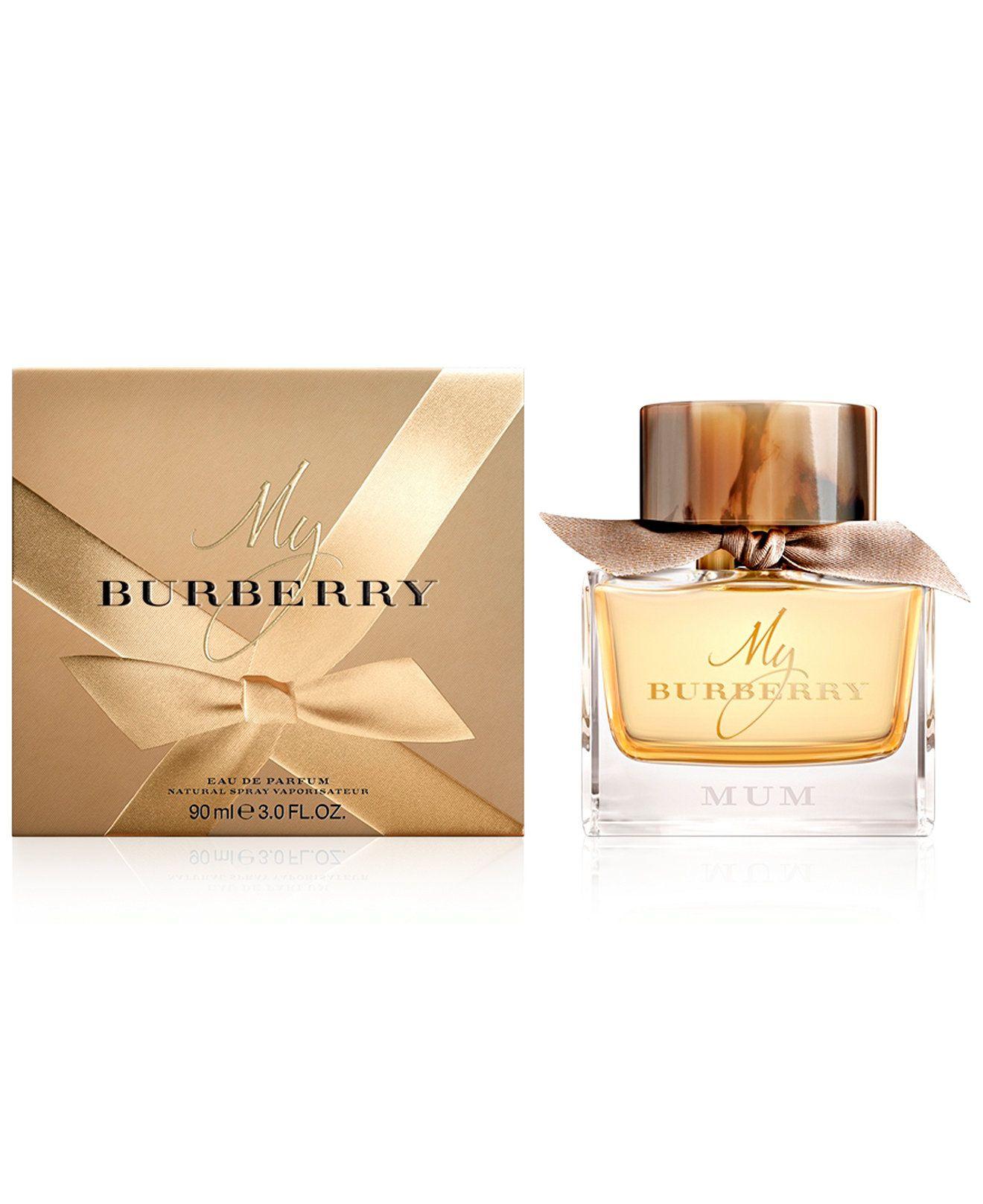 Burberry My Burberry Eau De Parfum 3 Oz Limited Edition Perfume Beauty Macy S