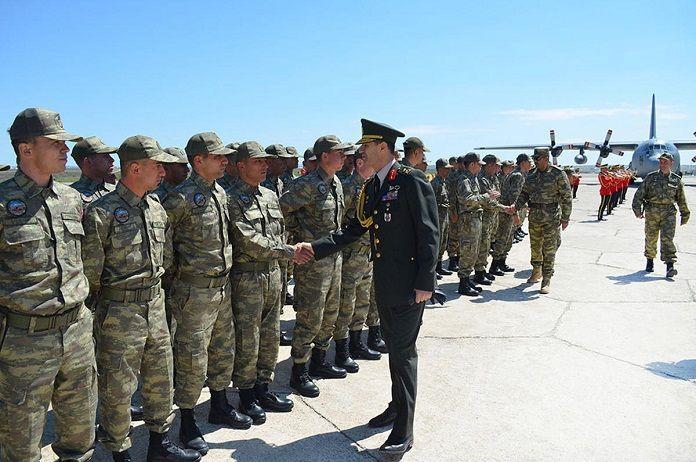 Azerbaycan Savunma Bakanligi Turkiye Ve Azerbaycan In Ortak Askeri Tatbikat Duzenleyecegini Acikladi Askeri