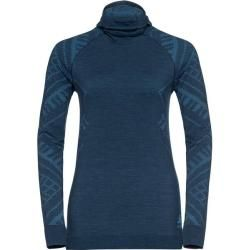 Photo of Odlo ladies base layer Suw Top with Facemask long sleeve, …