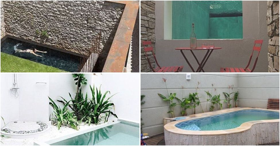 Ideas de piscinas peque as backyard and patios for Jacuzzi en patios pequenos