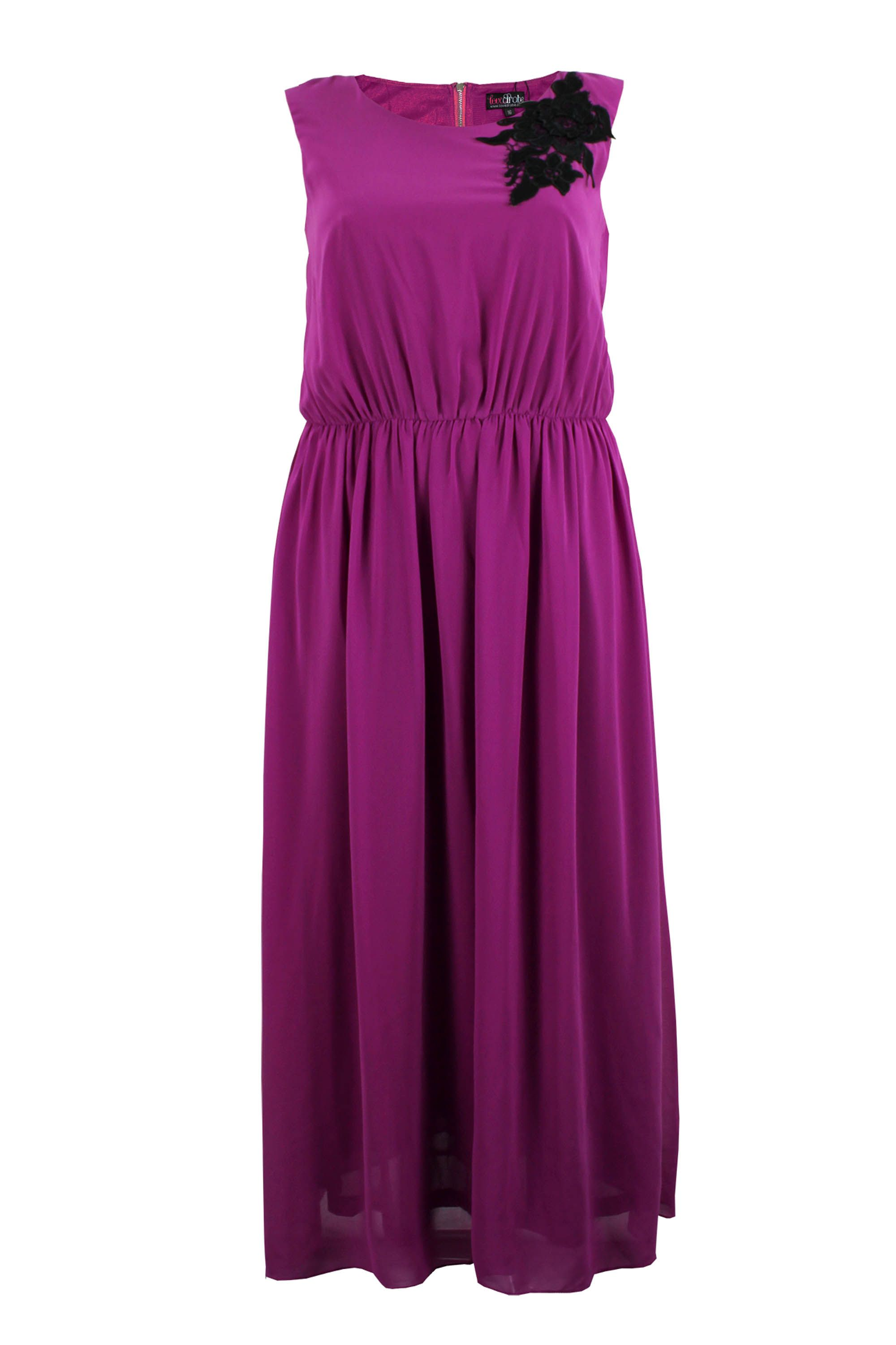 This plus size lovedrobe maxi dress is the most gorgeous colour of ...