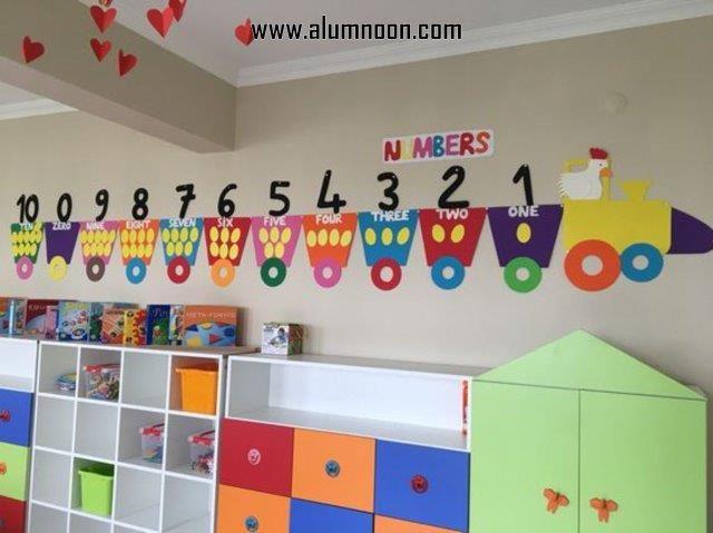 Super 30 ideias de decoração para sala de aula - Educação Infantil  BM44
