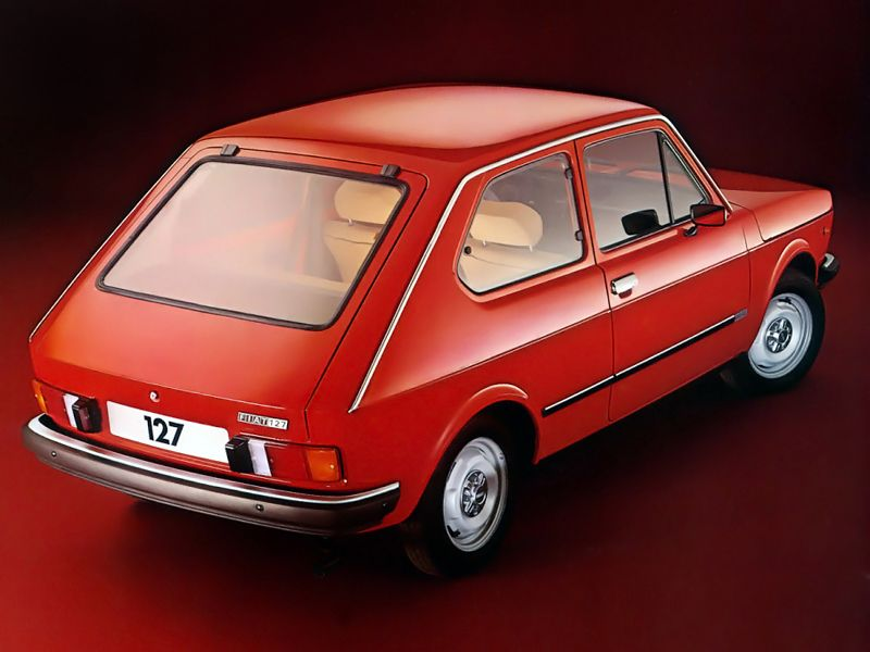 Fiat 127 Just Like Mine Fiat Fiat Cars Italian Cars