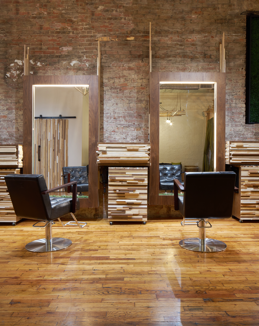 Salons of the Year 2018 Broome Street Society Design