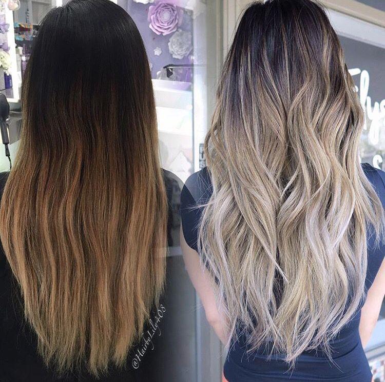 Balayage Cool Tones Patrizia Conde Hair Pinterest Balayage