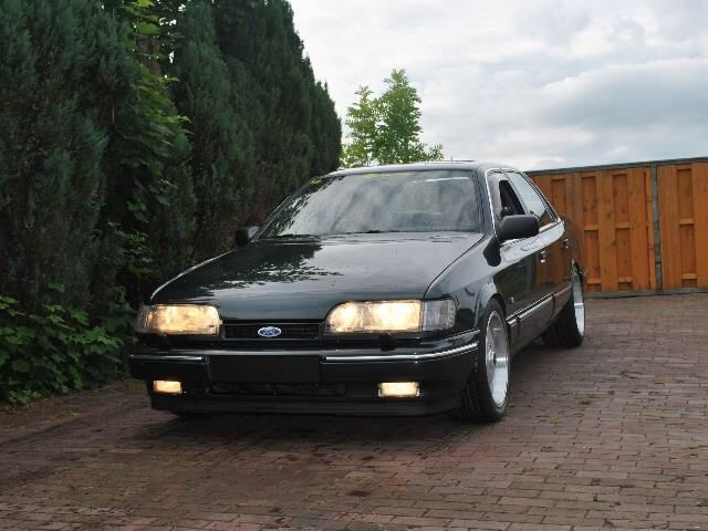 Ford Scorpio 2 9 V6 Cosworth 24v Ghia Ford Granada Retro Cars Ford