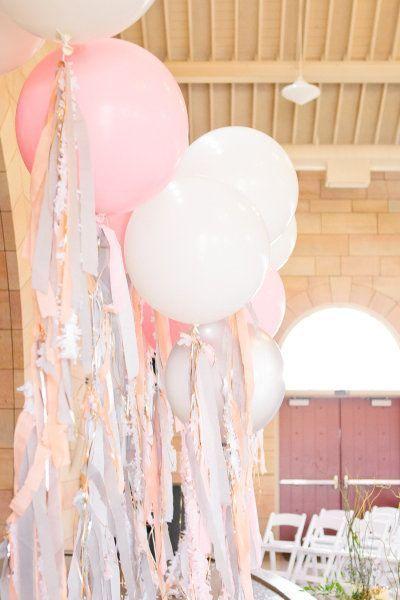 バルーンで可愛く ウェルカムスペースの飾り付けアイディア にて紹介
