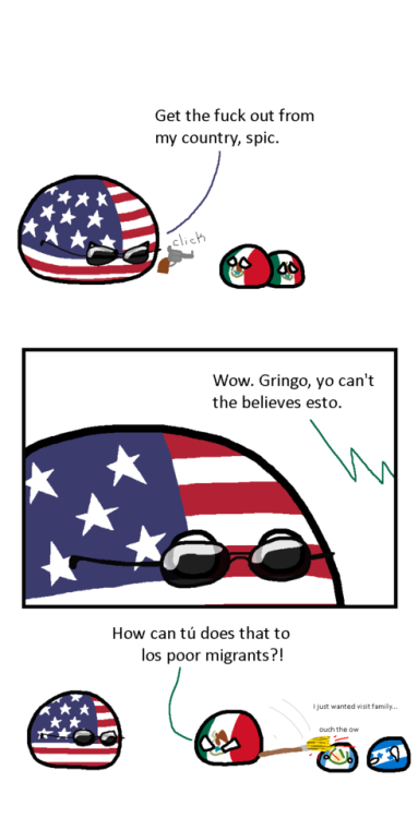 Omg Wow Mexico Such Hypocrite Via Reddit Funny Cartoons
