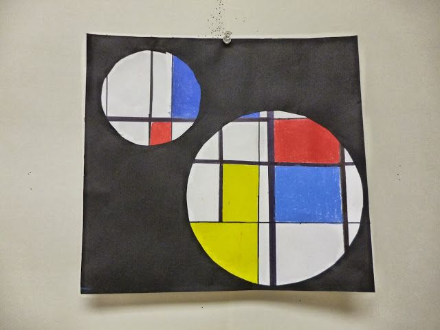Artistic Freedom Year 3 Mondrian Squares Mondrian Art Projects Art Lessons Homeschool Art