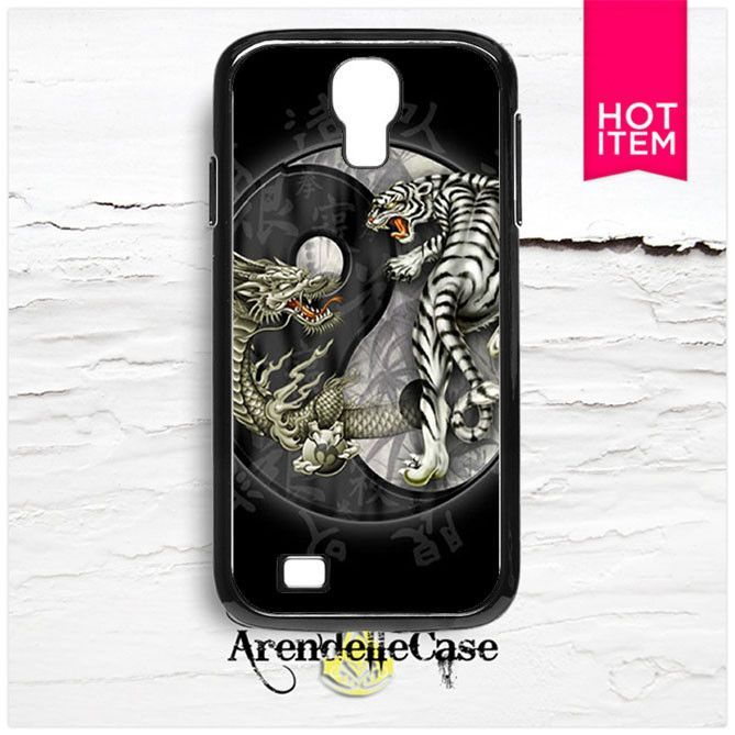 Tiger And Dragon Samsung Galaxy S4 Case