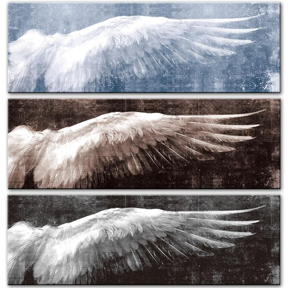 Angel wings with images angel wall art black and