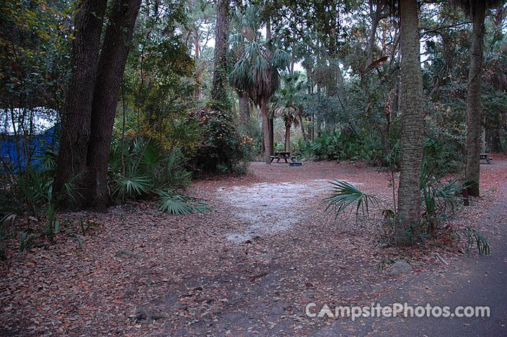 Hunting Island State Park Campsite Photos, Reservations