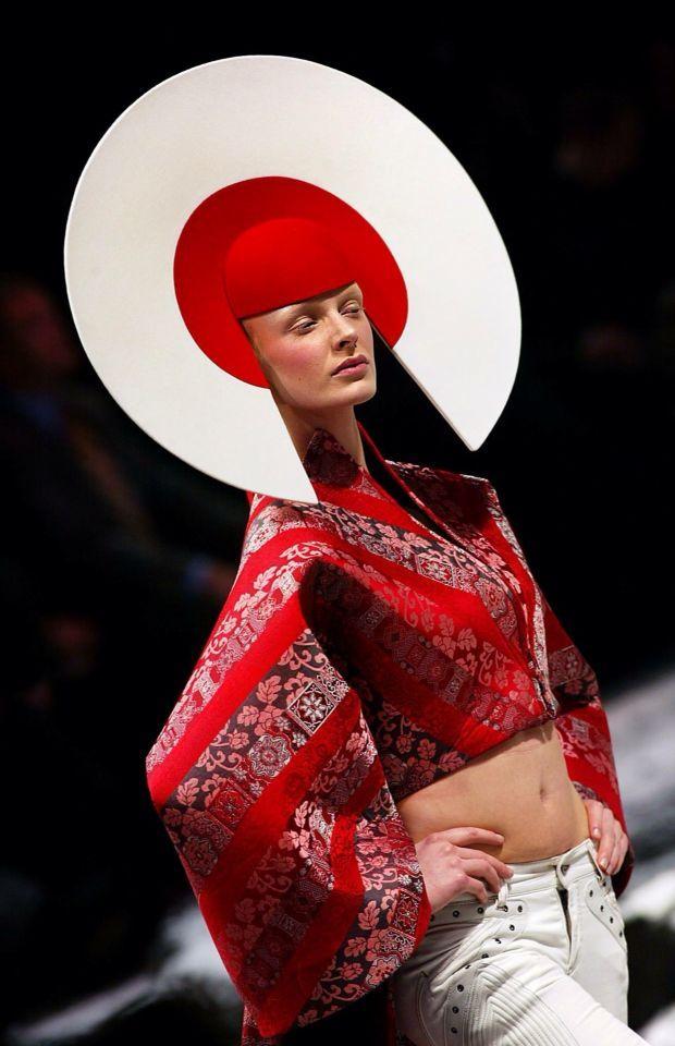 Philip Treacy Headpiece for Alexander McQueen Fashion Show 940242b4fed