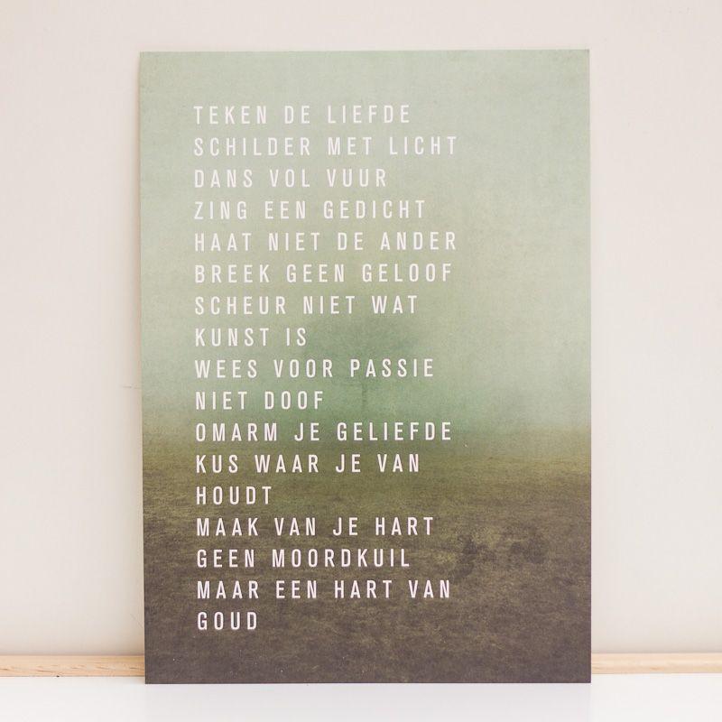 Citaten Uit De Aanslag : Poster charlie spreuken poster woorden gedichten