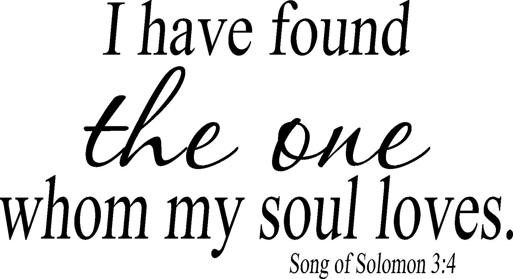 song 3 4 scripture