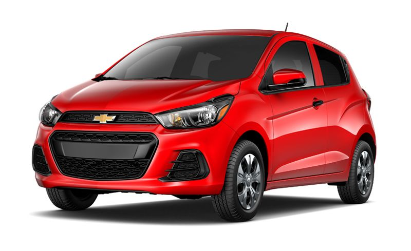 2020 Chevrolet Spark Review Pricing And Specs Chevrolet Spark