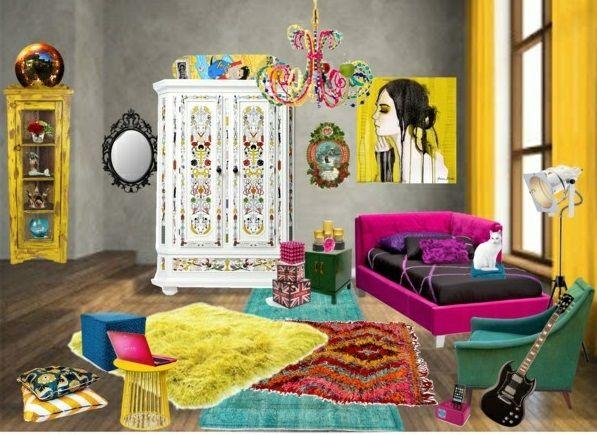 Schlafzimmer Modern ~ Jugendliches schlafzimmer modern gestalten http: freshideen.com