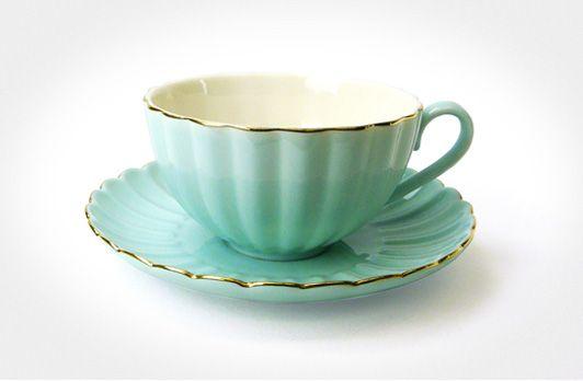 a sweet tea cup