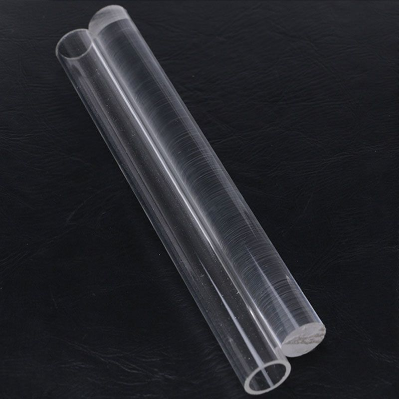 Sticks Cylindrical Ceramic Pottery Tools Acrylic Rod Transparent Clay Roller