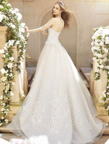Accesorios para el vestido de novia