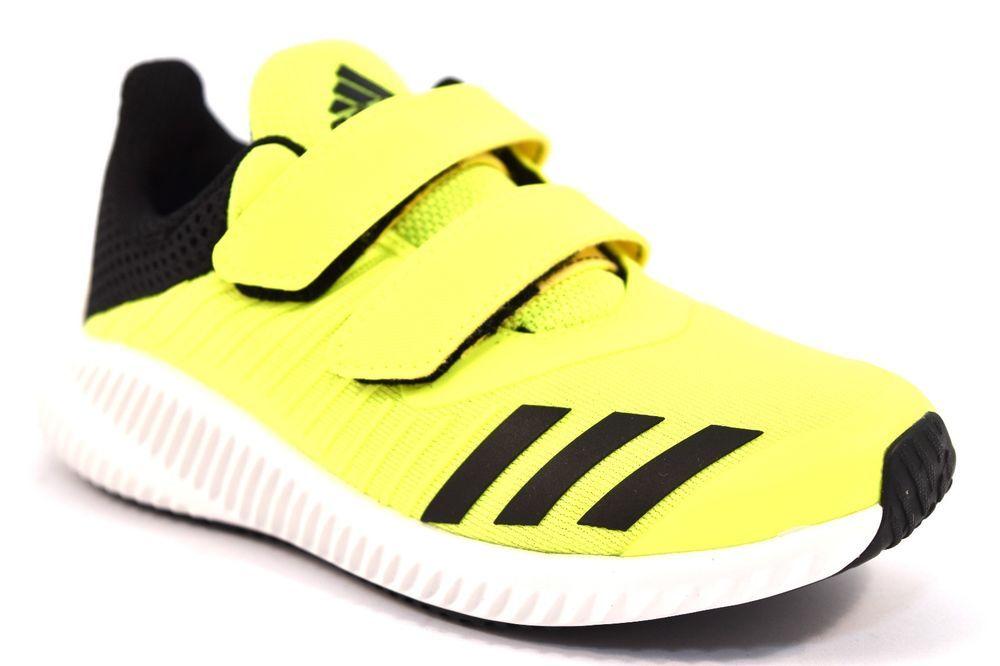 size 40 542df 5e97d Nero K Bambino Adidas Fluo Cf Ba7889 Fortarun Sneakers Giallo qtqUzIwxA